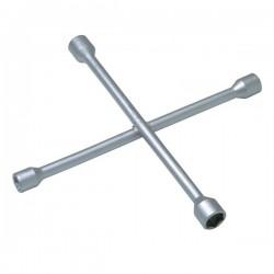 Clé en croix 17-19-21-23mm
