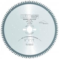 Disque de coupe 300mm 96 dents pour MDF CMT