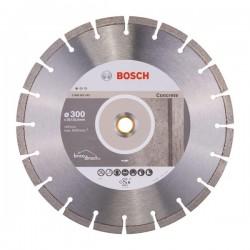Disque diamant segmenté pour Béton 300mm BOSCH