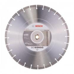 Disque diamant segmenté pour Béton 400mm BOSCH