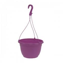 Pot suspendu souple Violet