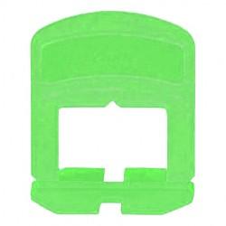 Kit de 100 croisillons autonivelants 1mm pour carrelage