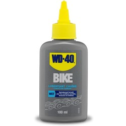 WD-40 BIKE Lubrifiant chaînes Vélos conditions humides