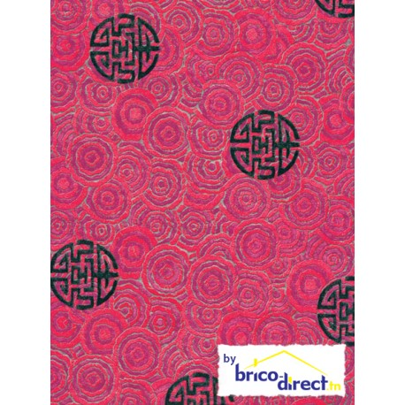 Papier Decopatch (pochette de 3 feuilles)- Réf 355