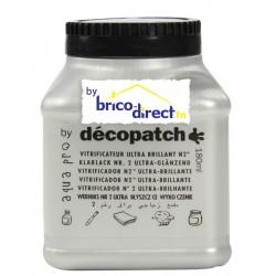 Vitrificateur Brillant spécial Décopatch 180ml