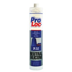 Mastic de Silicone neutre 310ml PROLOC