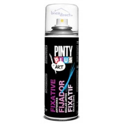 Fixatif Transparent en Spray