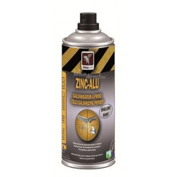 ZINCALU Galvanisation à froid Alu- Brillant 500ml