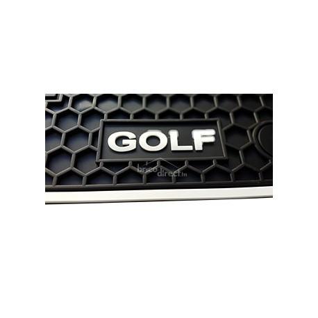 Jeu de Tapis originaux Golf 5/6/7 (Noir/Blanc)