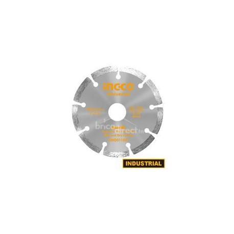 """Disque Diamant """"Béton/Grès""""230mm INGCO"""