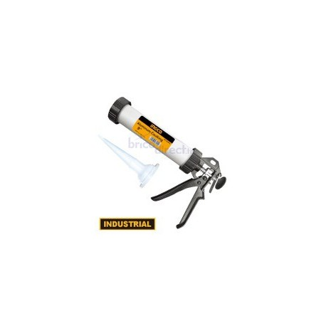 Pistolet à silicone en Aluminium INGCO
