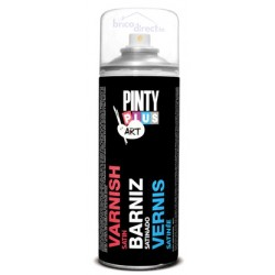Vernis Acrylique Satiné en Spray