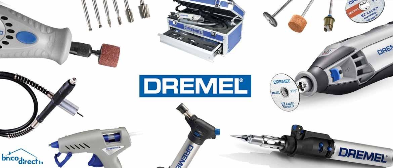 Les produits DREMEL disponibles chez Brico-direct.tn !!!
